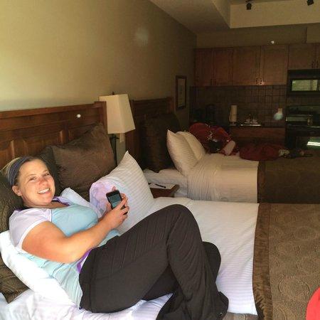 Falcon Crest Lodge by CLIQUE: Comfy beds