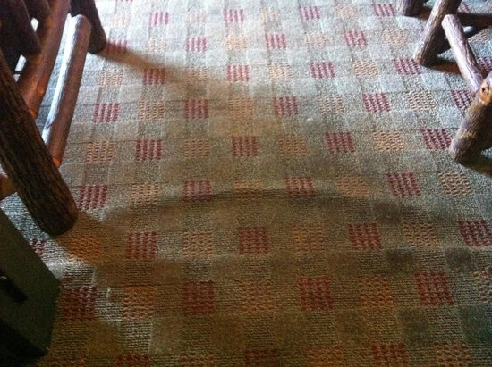 Great Wolf Lodge : Ripples in the carpet