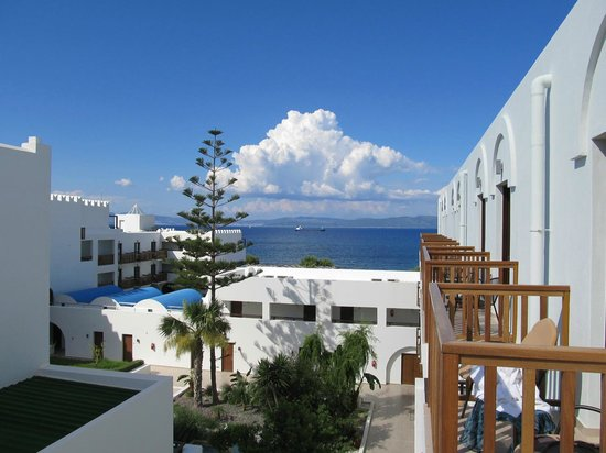 TUI SENSIMAR Oceanis Beach & Spa Resort: Room view