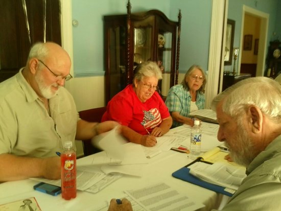 The Unity House B&B: Homestead/Madison BOD Meeting