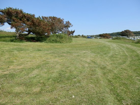 Littlesea Holiday Park - Haven: Camping Ground