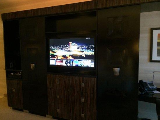 MotorCity Casino Hotel: Hotel room
