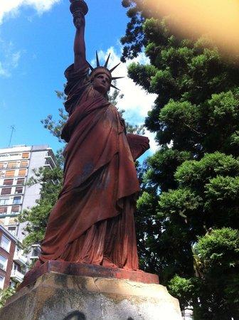Cultura Cercana Tours: mini Liberty in BA