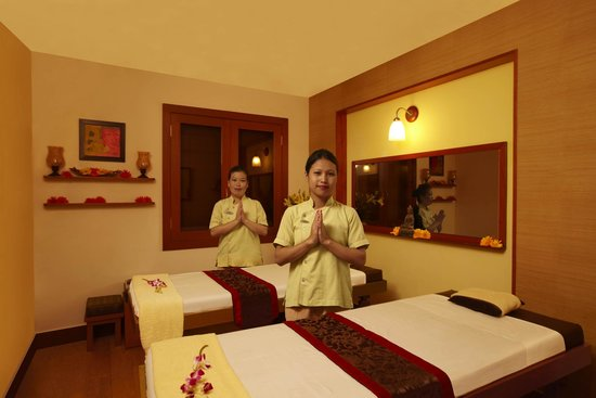 The Shalimar Hotel: The Serene Room- The Spa