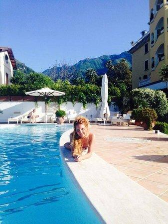 La Medusa Hotel & BoutiqueSpa: piscina:voto 10+!!