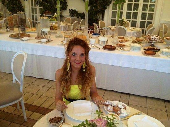 La Medusa Hotel & BoutiqueSpa : una colazione principesca!!