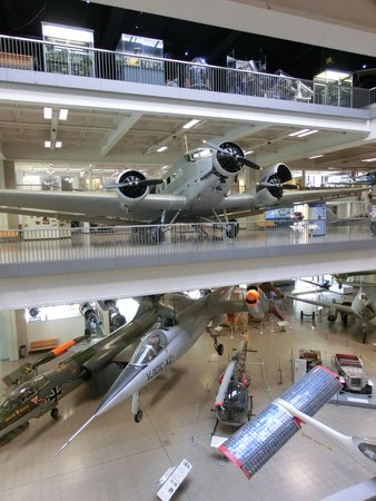 Deutsches Museum: 館内の様子