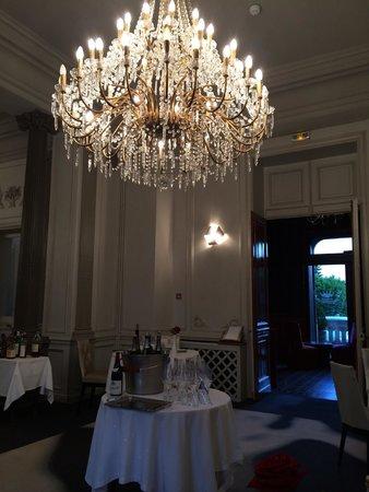 Chateau des Reynats : restaurant