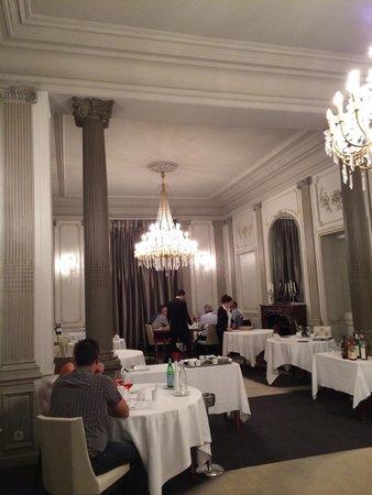 Chateau des Reynats: restaurant