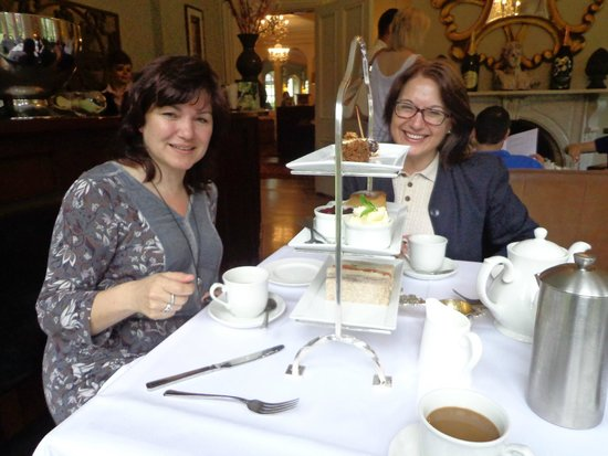 Beechfield House: Afternoon Tea