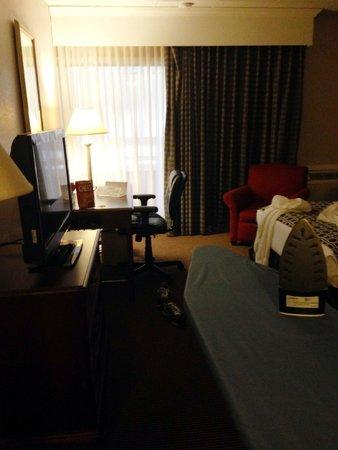 Radisson Hotel Cromwell: Good size