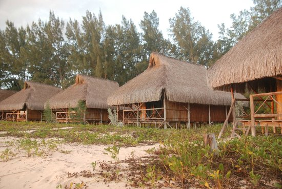 Pomene Lodge : Lagoon view