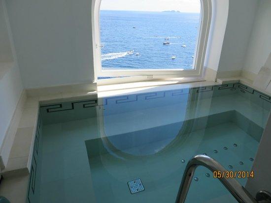 Hotel Marincanto: Jacuzzi