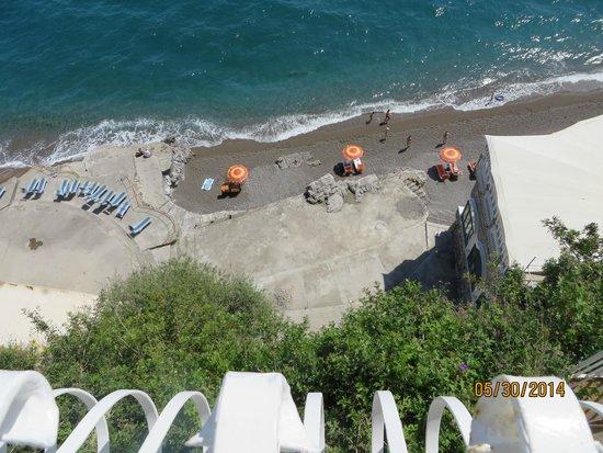 Hotel Marincanto: Beach