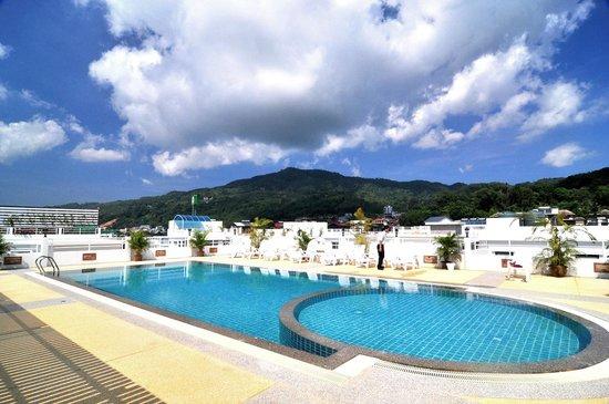 Issara Resort: pool