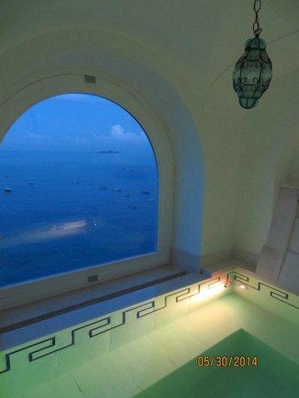 Hotel Marincanto: View