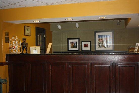 Highlands Inn Lodge : lobby