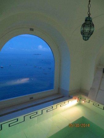 Hotel Marincanto: Bathroom view