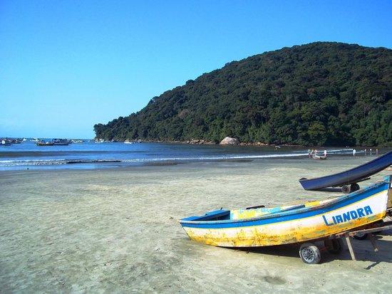 Pereque beach
