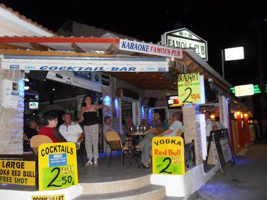 Kavos Plaza: Maria's Bar