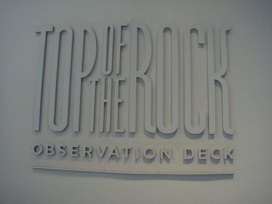 Rockefeller Center Tour: TotR