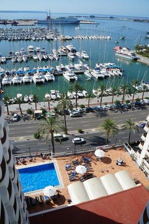 TRYP Palma Bellver Hotel : Premium room ocean view