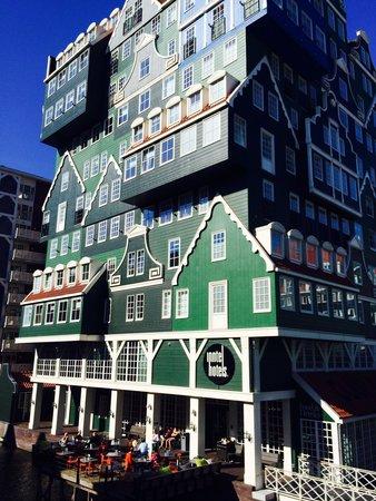 Inntel Hotels Amsterdam Zaandam: Hotel exterior