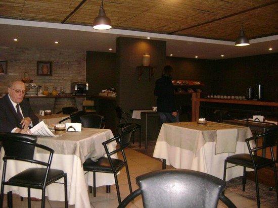 Hotel Aconcagua: Café da Manhã