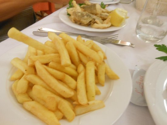 L'Airone: Frites