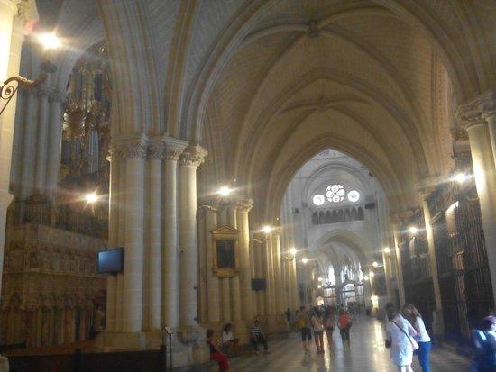 Catedral Primada: Interior de la catedral