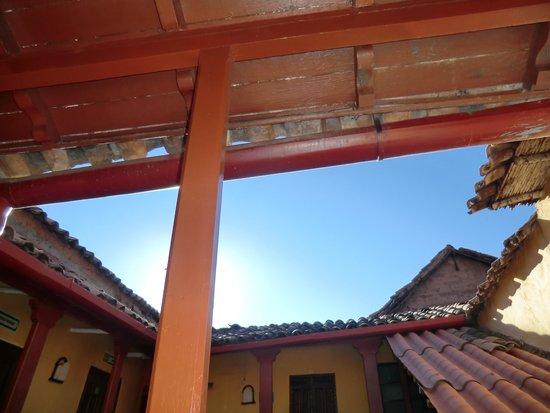 Pirwa Colonial Hostel: Vista Pirwa