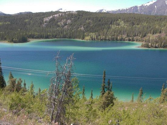 Dyea Dave Tours : Emerald Lake