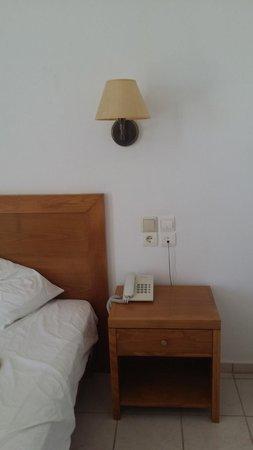 Elounda Ilion Hotel: Chambre