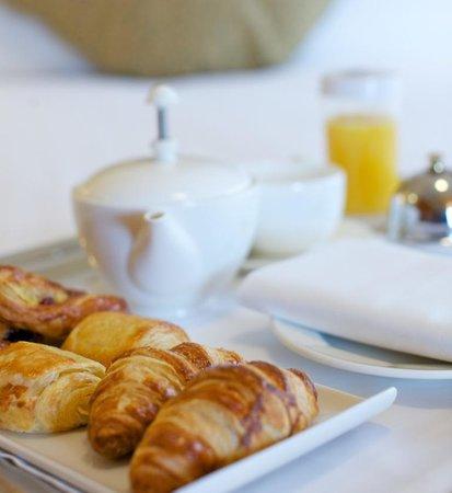 Kingsway Hall Hotel: Breakfast