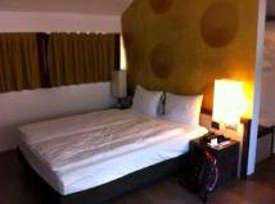 Hotel and SPA Internazionale: ma chambre