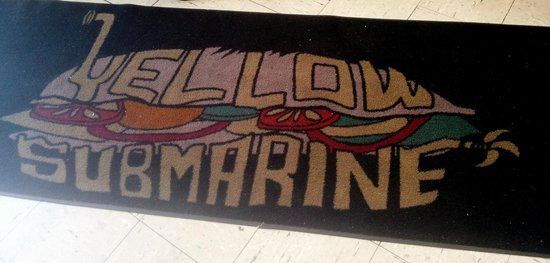 Yellow Submarine: Their Awesome Floormat