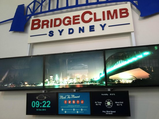 BridgeClimb: ready to go