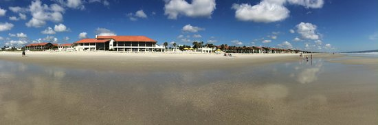 Ponte Vedra Inn & Club: View from the Ocean