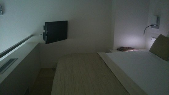 Hotel Arena: best bed in the world.