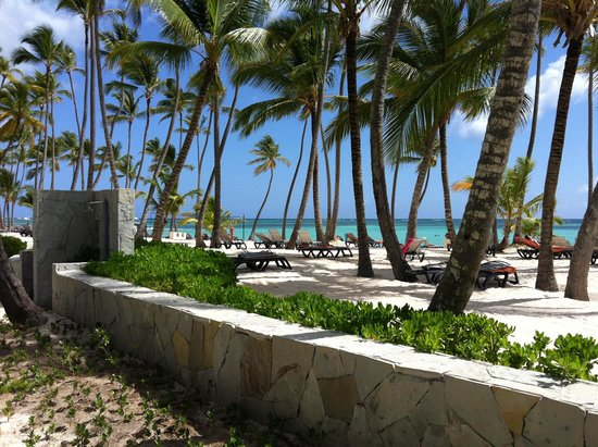 Barcelo Bavaro Beach - Adults Only: The boardwalk and the beach