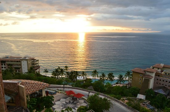 Garza Blanca Preserve, Resort & Spa: Sunset... speech less!!