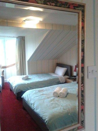 Ashgrovehouse Hotel: Sleep well
