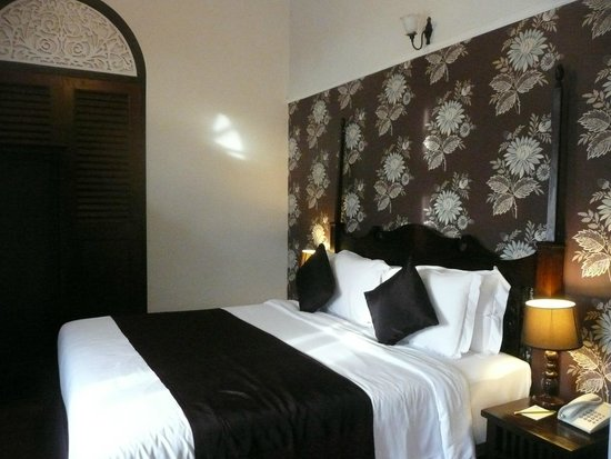 Praya Palazzo: la chambre superior room