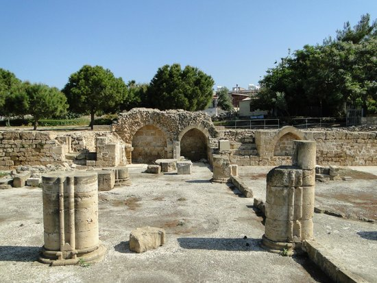Église Panagia Chrysopolitissa : Церковь Панахии Хрисополитиссы 4