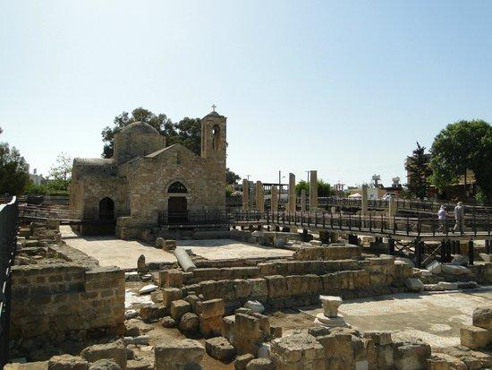 Église Panagia Chrysopolitissa : Церковь Панахии Хрисополитиссы 6