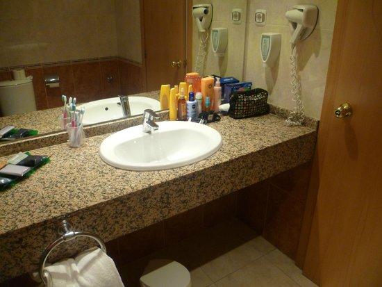 Sol Costa Daurada: Sink area