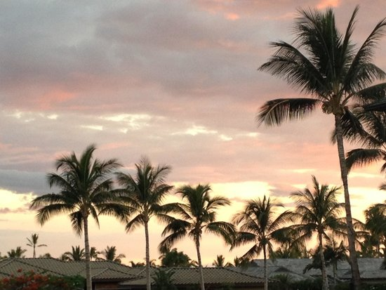 Kolea at Waikoloa Beach Resort : View from lanai 13A