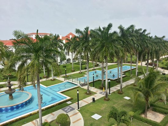 Hotel Riu Palace Mexico: Blick vom Balkon