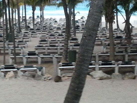 Hotel Riu Palace Mexico : Strand