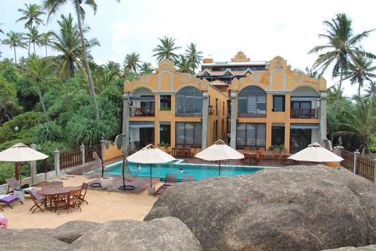 Thaproban Pavilion Resort and Spa: Home away from home!